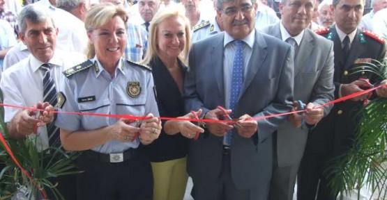 EMEKLİ POLİSLERE MAĞUSA'DA GÖRKEMLİ ŞUBE AÇILIŞI