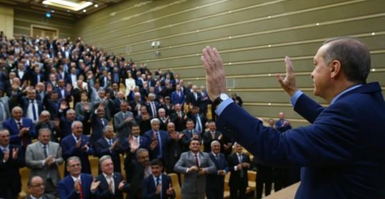 ERDOĞAN: BİRİLERİ LOZAN'I ZAFER DİYE YUTTURMAYA ÇALIŞTI