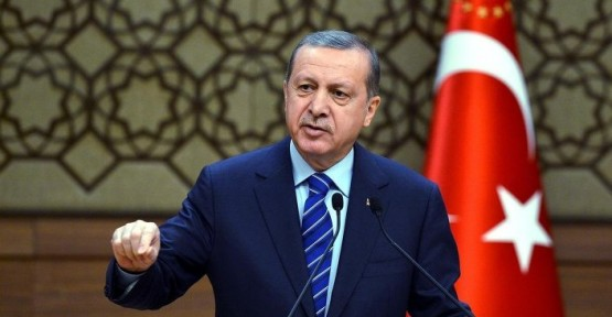 """Erdoğan: """"Muhtemel fail DAİŞ"""""""