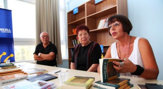 Erenköy Kütüphanesi'ne 'YAZAR'LI AÇILIŞ