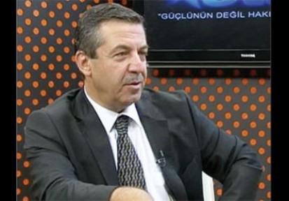 """""""EROĞLU CUMHURBAŞKANI OLDUĞUNUN FARKINDA DEĞİL"""""""