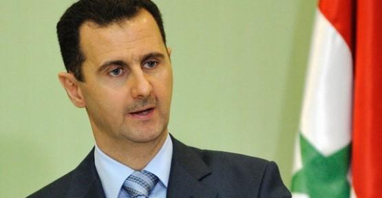 Esad, 'barut fıçısı' ile tehdit etti