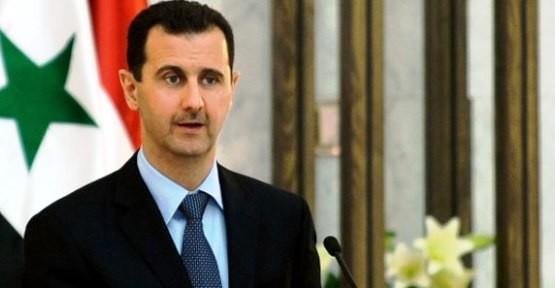Esad'dan çok sert mesajlar