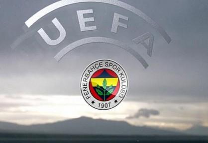 Fenerbahçe'ye UEFA'dan kötü haber!
