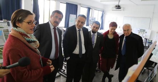 """""""GAÜ ŞİRİNEVLER PROJESİ""""NDE SON AŞAMAYA GELİNDİ"""
