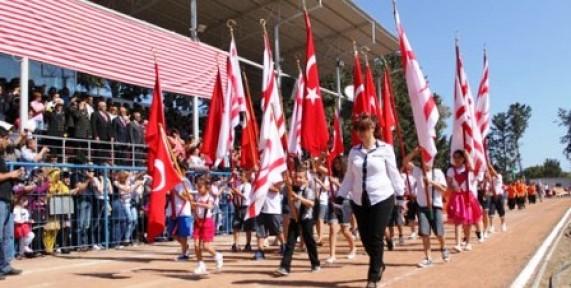 GAZİMAĞUSA'DAKİ 23 NİSAN KUTLAMALARI YARIN YAPILIYOR