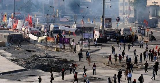 Gezi Parkı organizatörü 50 kişinin ismi Erdoğan'da