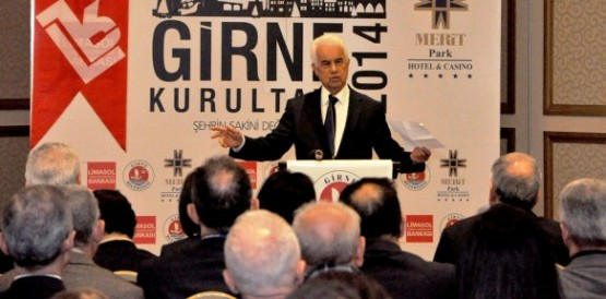 """""""GİRNE KURULTAYI 2014"""" BAŞLADI"""