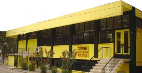 Girne Posta'da 'usulsüzlük' iddiası…
