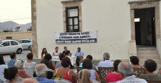 """""""GİRNE RANT KAPISI DEĞİLDİR..."""""""