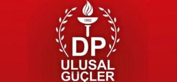 DP-UG İSTİFA İDDİALARINA TEPKİ GÖSTERDİ...