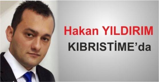 HAKAN YILDIRIM KIBRIS TİME'DA...