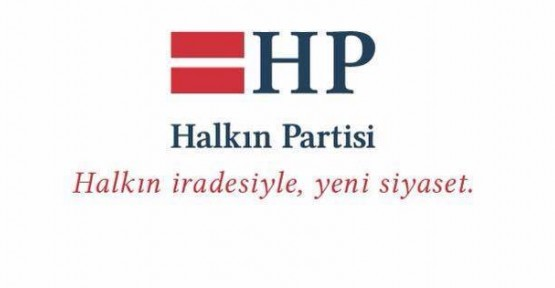 HALKIN PARTİSİ'NDEN MECLİS'E ÇAĞRI!