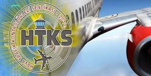 Hava Trafik Kontrolörleri'nden Grev Uyarısı