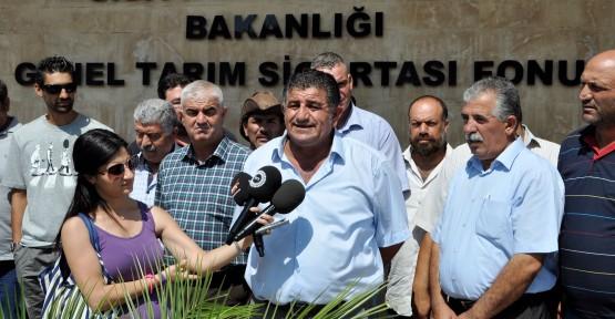 """HAYVAN ÜRETİCİLERİ BİRLİĞİ, TARIM BAKANLIĞI'NA """"MUHTIRA"""" VERDİ"""