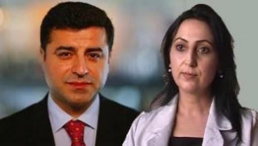 HDP'DEN CUMHURBAŞKANI AKINCI'YA KUTLAMA MESAJI
