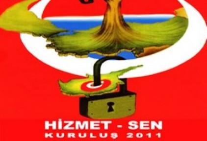 HİZMET-SEN'DEN MÜTHİŞ İDDİA: