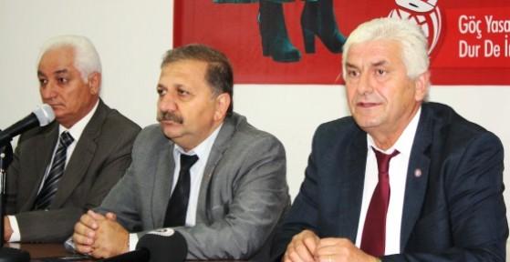 """""""HÜKÜMET ORTAKLARI SÖYLEDİKLERİNİ UNUTTU"""""""