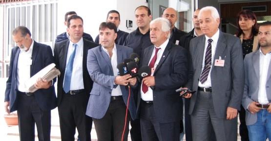 """""""HÜKÜMETTEN BEKLENTİMİZ ÇARE ÜRETMELERİDİR"""""""