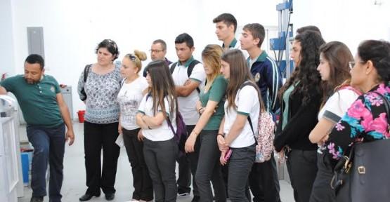 İMO Laboratuvarından Pratik ve Uygulamalı Eğitim