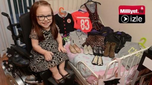 İngiltere'nin en küçük kızı