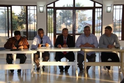 İskele İlçesi İlkokulları Okul Aile Birlikleri Federasyonu Kuruldu