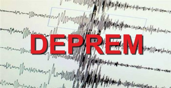 JAPONYA'DA 6,9 BÜYÜKLÜĞÜNDE DEPREM