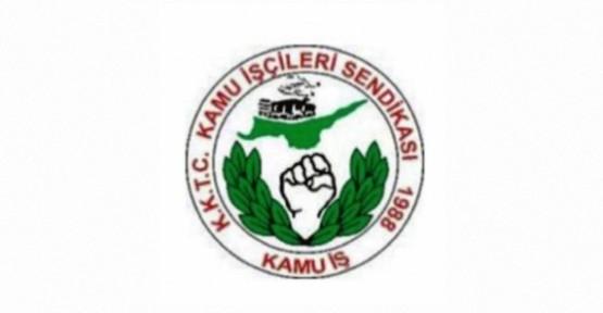 """KAMU-İŞ: """"MÜCADELE EDİLMELİ"""""""