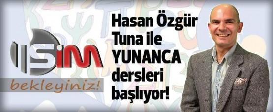 KANAL SİM'DE RUMCA DERSLERİ  20 MAYIS'TA BAŞLIYOR