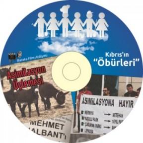 """""""KIBRIS'IN ÖBÜRLERİ"""" İSİMLİ BELGESELİN DVD'Sİ ÇIKTI"""