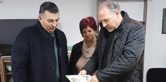 KKTC TÜRK KÜLTÜRÜ KOSOVA'DA TANITILACAK