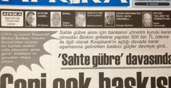KOOP-BANK'TAKİ İSTİFALARIN PERDE GERİSİ