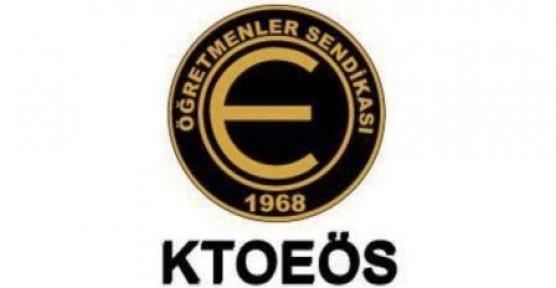 KTOEÖS'TEN BAKANLIĞA ELEŞTİRİ
