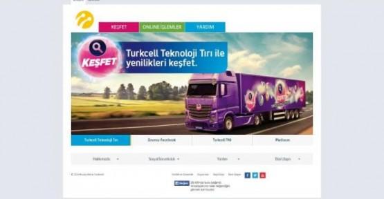 Kuzey Kıbrıs Turkcell kktcell.com'u yeniledi