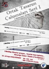 """LAÜ'DE """"ORTAK TASARIM ÇALIŞMALARI"""" DÜZENLENECEK"""