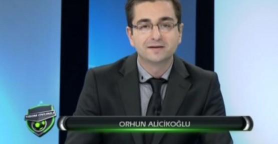 Maçların Parlayan Sesi Orhun Alicikoğlu