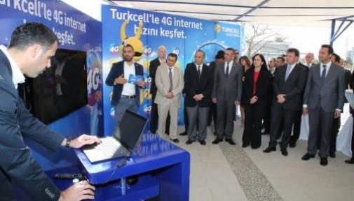 Mağusa, Turkcell'le 4G'yi keşfetti