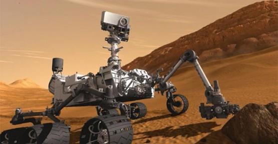 MARS'TA  İÇİLEBİLECEK NİTELİKTE SU
