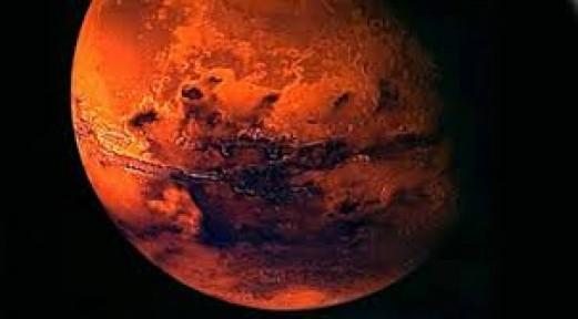 MARS'TA SU YOLLARI KEŞFEDİLDİ