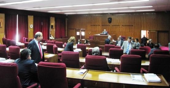 Meclis 17.00'de yeniden toplandı