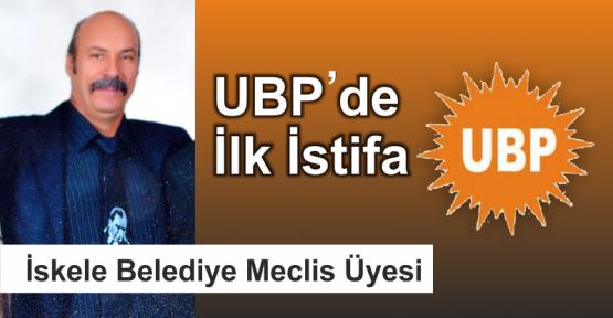 Mehmet Taş Partisinden İstifa Etti