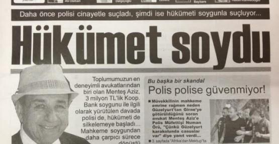 MENTEŞ AZİZ'DEN MÜTHİŞ İDDİA!