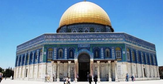 MESCİD-İ AKSA'DA GERİLİM