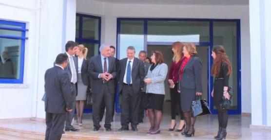 Milli Eğitim Bakanı Mustafa Arabacıoğlu, LAÜ'yü ziyaret etti