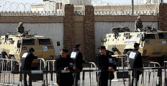 MISIR'DA BİR BAŞPOLİS ÖLDÜRÜLDÜ
