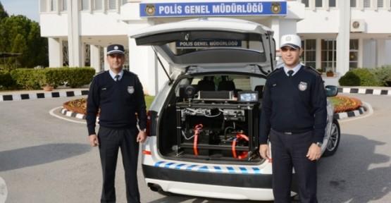 MOBİL POLİS ARACI UYGULAMASI 1 ŞUBAT'TA BAŞLIYOR