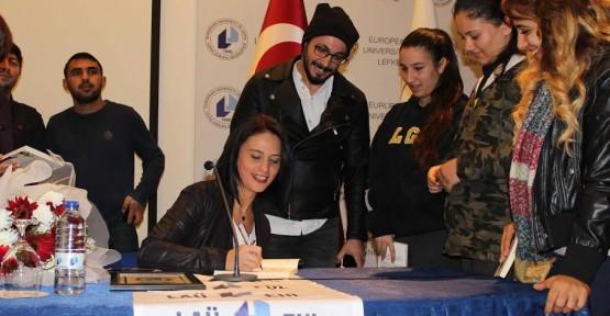 NAZAN ARISOY LAÜ'DE