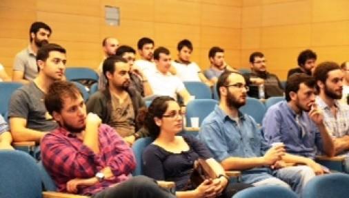 ODTÜ'de Kuzey Kıbrıs Turkcell'le Teknoloji Buluşması