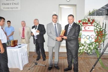 Olimpizm Ödülleri verildi