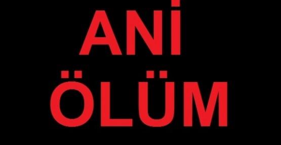 ÖLÜM NEDENİ KALP KRİZİ!